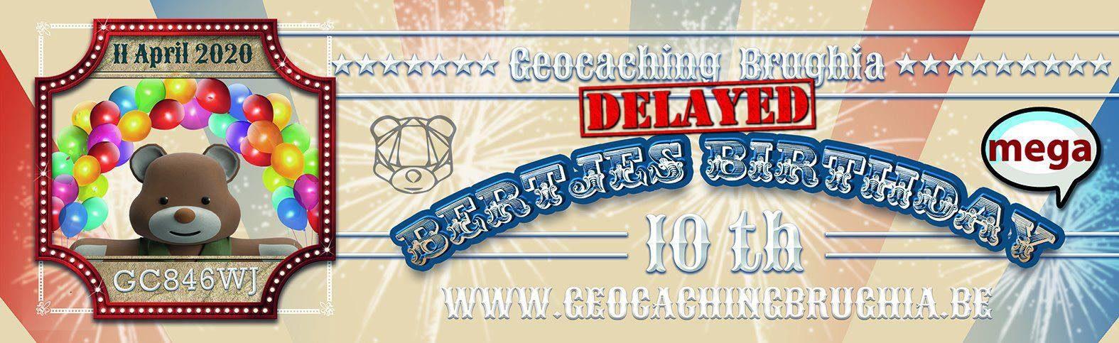 Geocaching Brughia vzw